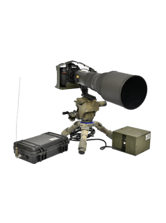 Long range camera