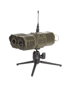 Scout Mk3 - Intelligent motion camera